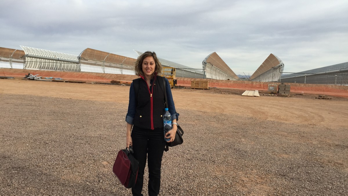 Visita Obra Ouarzazate